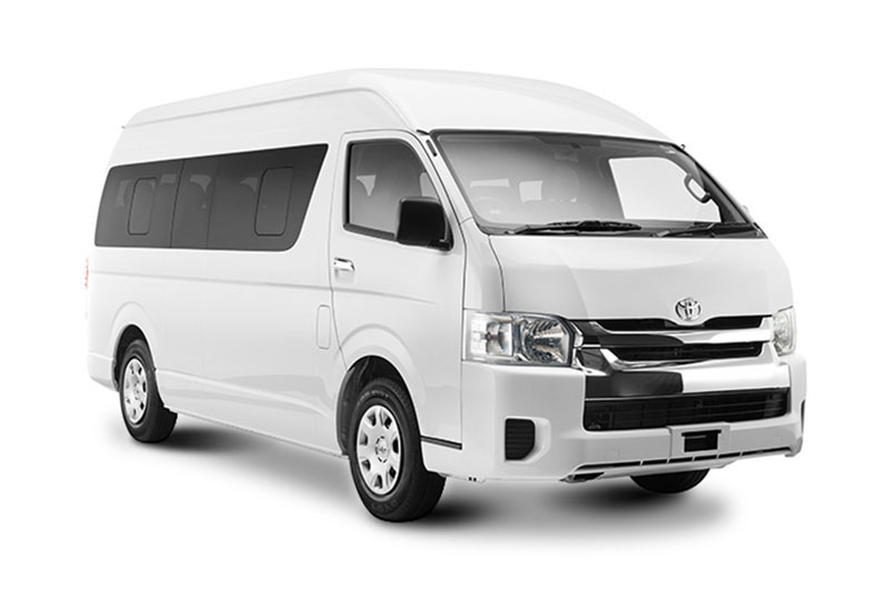 13 Seater Bus